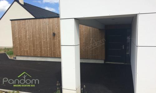 Devis maison bois / maison mixte / extension