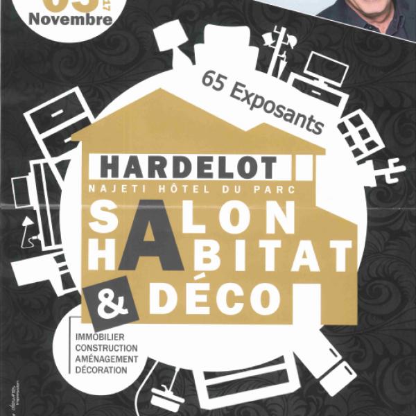 Salon de l'habitat à Hardelot 2017