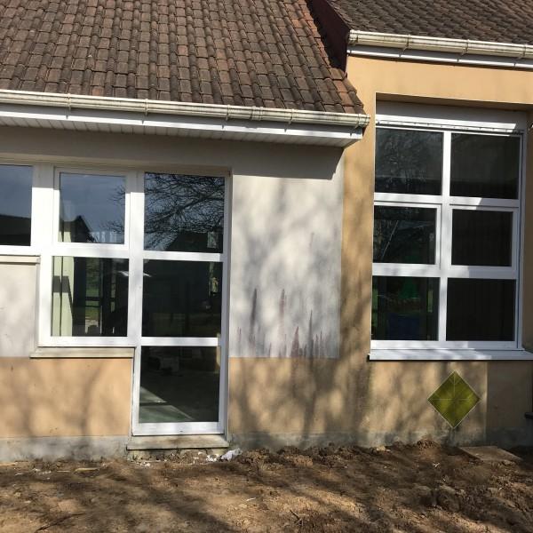 Restauration des fenêtres